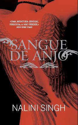 Sangue de Anjo (Guild Hunter, #1)