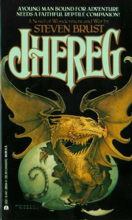 Ebook Jhereg by Steven Brust PDF!