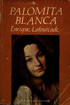 libro palomita blanca enrique lafourcade