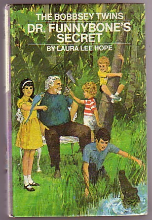 Dr. Funnybone's Secret by Laura Lee Hope