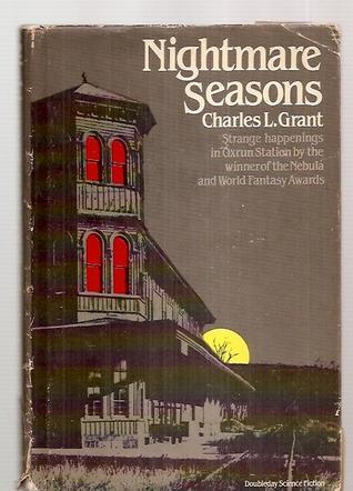 Nightmare Seasons by Charles L. Grant