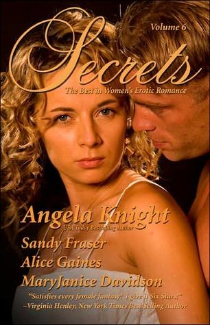 Secrets: Volume 6 (Secrets Volume, #6; Wyndham Werewolf, #1)