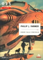 Venere sulla conchiglia by Philip José Farmer
