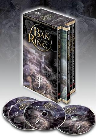 In de Ban van de Ring (Audiobook, 50 CD's)