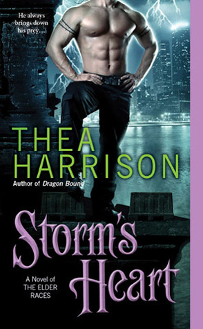 Book Review: Thea Harrison's Storm's Heart