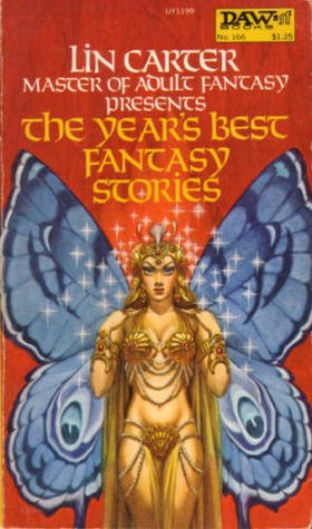 The Year's Best Fantasy Stories 1 by Lin Carter