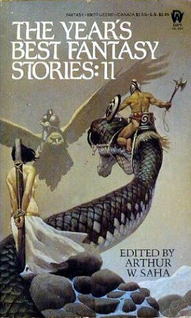 The Year's Best Fantasy Stories 11