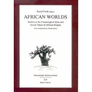 African Worlds by Daryll Forde