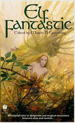 Elf Fantastic by Martin H. Greenberg