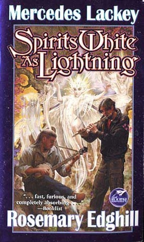 Spirits White as Lightning (Bedlam's Bard, #5)
