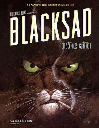 Blacksad by Juan Díaz Canales
