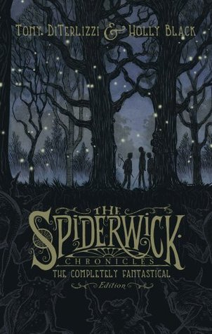 Ebook The Spiderwick Chronicles by Tony DiTerlizzi TXT!