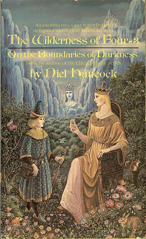 On the Boundaries of Darkness (The Wilderness of Four, #3)