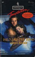 Wild Like The Wind (Passion's Quest, #2)