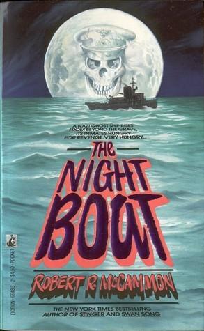 The Night Boat by Robert McCammon