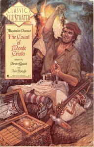 Classics Illustrated: The Count of Monte Cristo