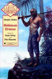 Robinson Crusoe by Sam Wray