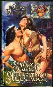 Savage Surrender by Colleen Faulkner