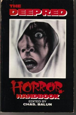 The Deep Red Horror Handbook