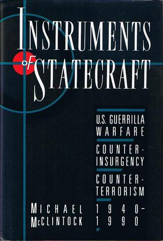 Instruments of Statecraft: U.S. Guerrilla Warfare, Counterinsurgency, and Counter-Terrorism, 1940-1990