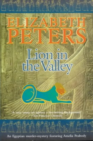 Ebook Lion in the Valley by Elizabeth Peters DOC!