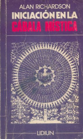 An Introduction To The Mystical Kaballah By Alan Richardson