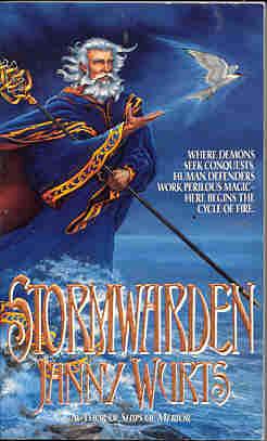 Stormwarden by Janny Wurts