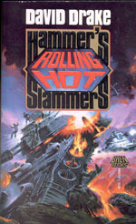 Rolling Hot by David Drake