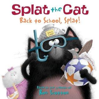 Descargar Back to school, splat! epub gratis online Rob Scotton