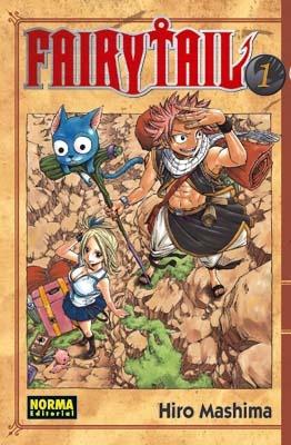 Fairy Tail #01 by Hiro Mashima
