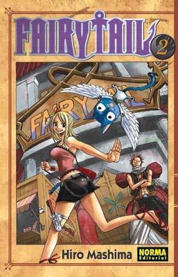 Fairy Tail #02 par Hiro Mashima