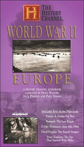 World War II: Europe:A History Channel Audiobook