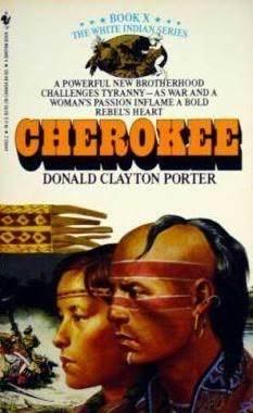 Cherokee (White Indian, #10)