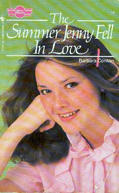 The Summer Jenny Fell in Love (Sweet Dreams, #13)