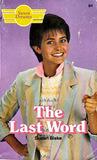 The Last Word by Susan Blake