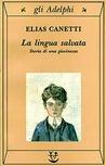 La lingua salvata by Elias Canetti