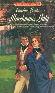 Marchman's Lady (Signet Regency Romance, AE 4116)