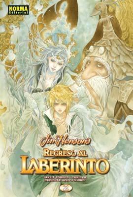Jim Henson's Regreso al laberinto, tomo 2 (Jim Henson's Return to Labyrinth, #2)