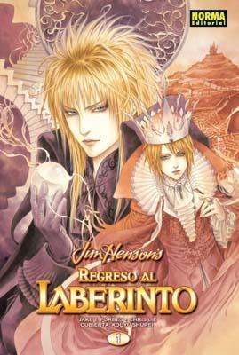 Regreso al Laberinto, Vol. 1 (Return to Labyrinth, #1)