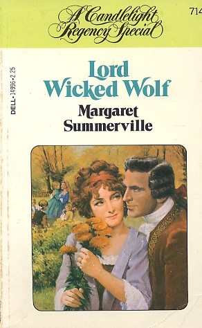 Lord Wicked Wolf (Candlelight Regency #714)