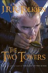 The Two Towers (The Lord of the Rings, #2) cover