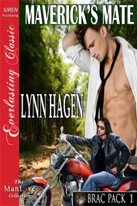 Maverick's Mate by Lynn Hagen