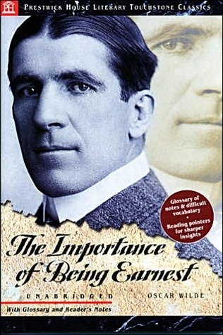 the importance of being earnest by oscar wilde the importance of being earnest