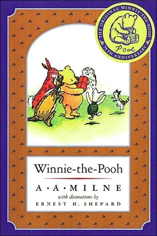 Image result for winnie the pooh book 1