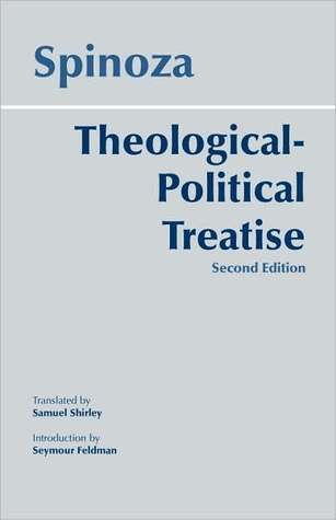 Theological-Political Treatise by Baruch Spinoza