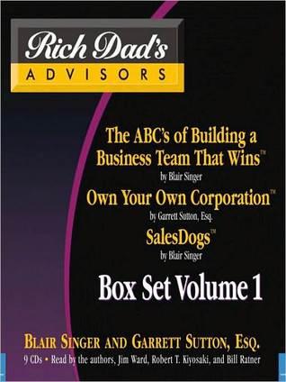 Rich Dad's Advisors Box Set, Volume 1