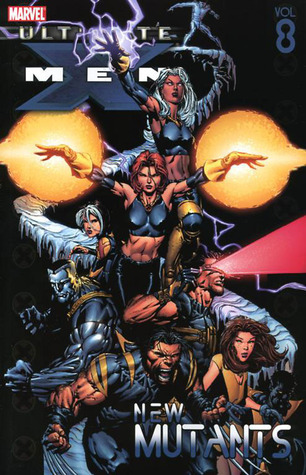 Ultimate X-Men, Volume 8 by Brian Michael Bendis