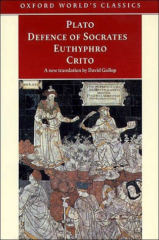 Defence of Socrates/Euthyphro/Crito