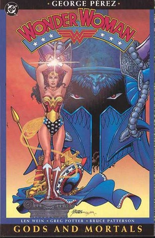Wonder Woman, Vol. 1: Gods and Mortals(Wonder Woman II 1)