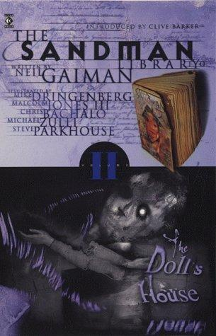The Sandman, Vol. 2: The Doll's House (The Sandman, #2)